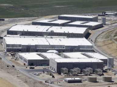 מתקן איסוף המידע של ה-NSA ביוטה